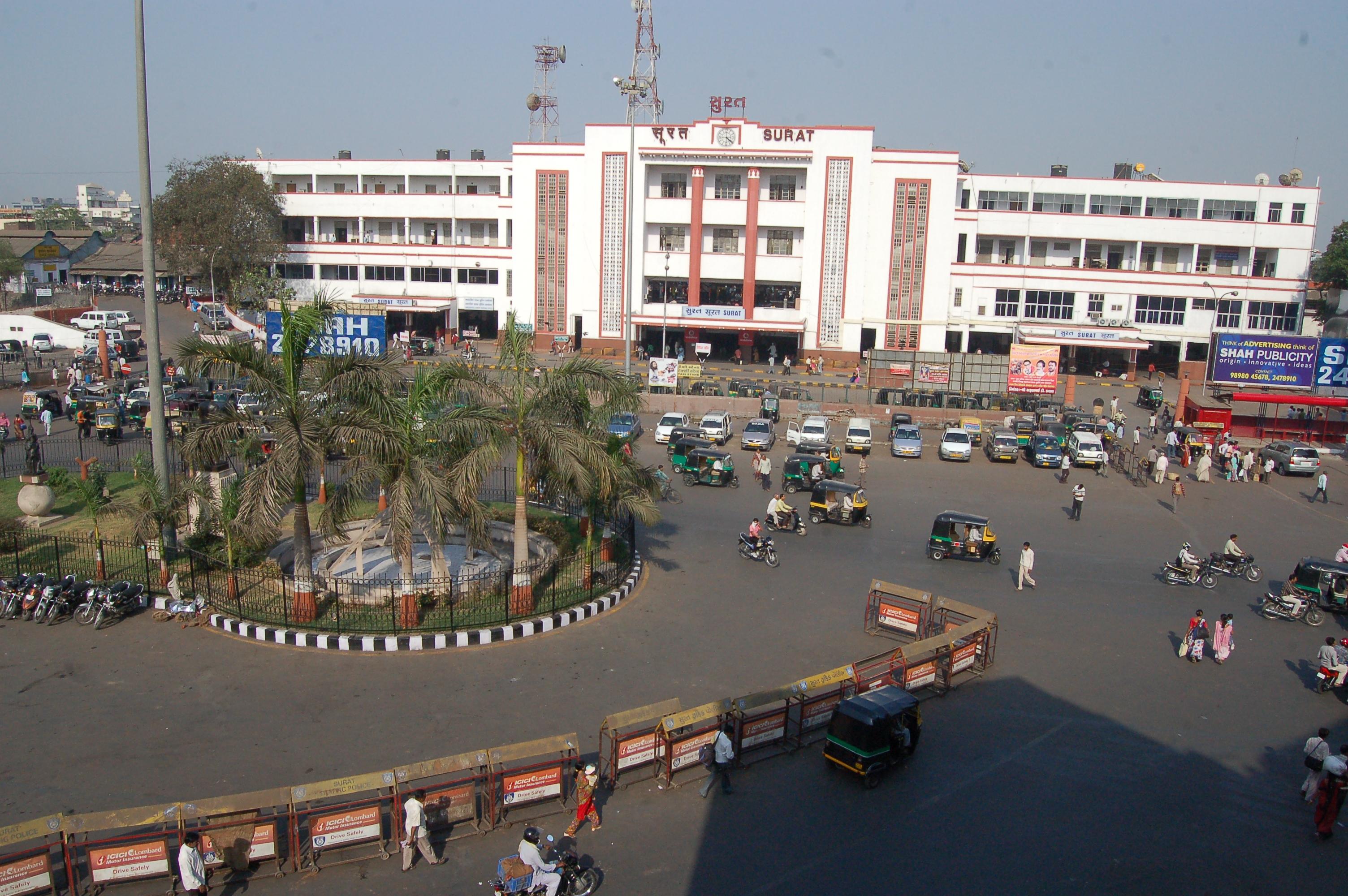 Surat City Map
