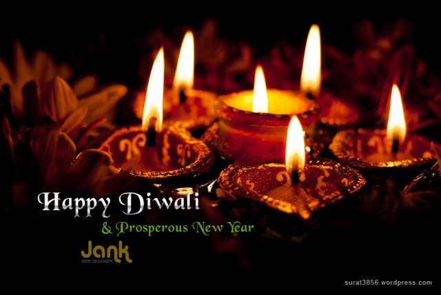 wish you happy diwali and prosperous new year